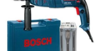 Bosch GBH 2600 im Test