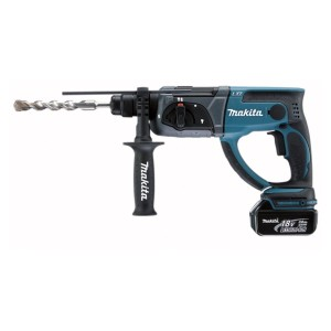 Makita BHR202RFE Akku-Bohrhammer im Vergleich