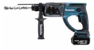 Makita BHR202RFE Akku-Bohrhammer im Test