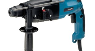 Makita HR2450 Bohrhammer im Test
