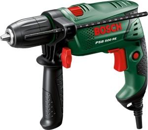 Bosch PSB 500 RE Schlagbohrmaschine im Vergleich