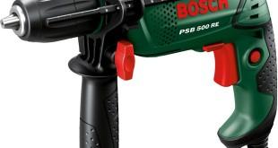 Bosch PSB 500 RE Schlagbohrmaschine im Test