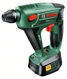 Bosch Uneo Maxx HomeSeries Akku-Bohrhammer