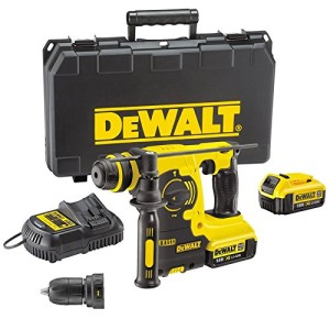 DeWalt Akku-Kombihammer 18,0 Volt DCH254M2-QW