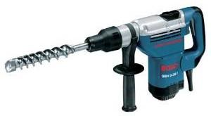 Was ist der Unterschied zwischen Bohrhammer und Schlagbohrmaschine?